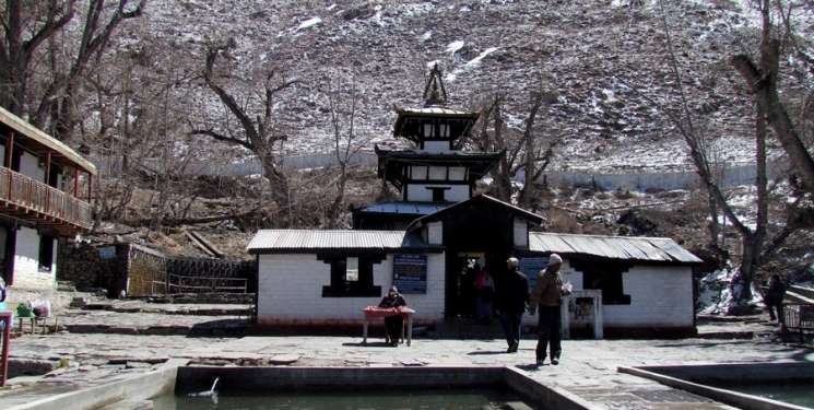 Muktinath Helicopter Tour in Nepal