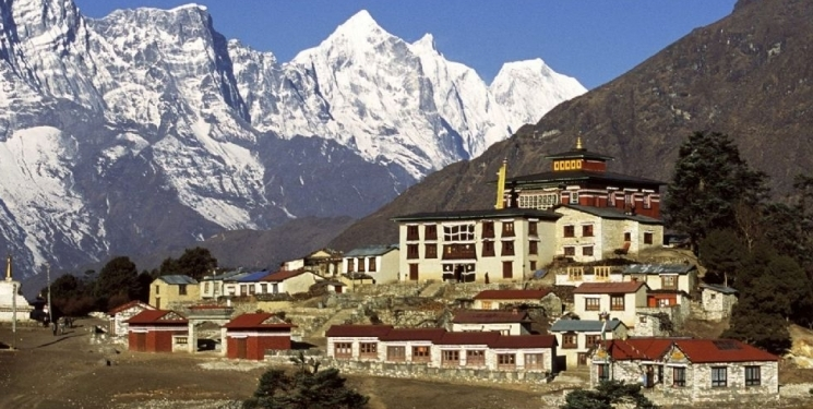 Everest Base Camp Trek with Mani Rimdu Festival