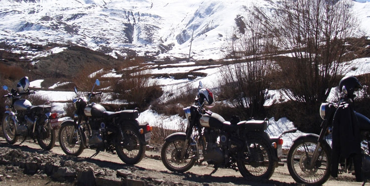 Royal Enfield Central Nepal Tour