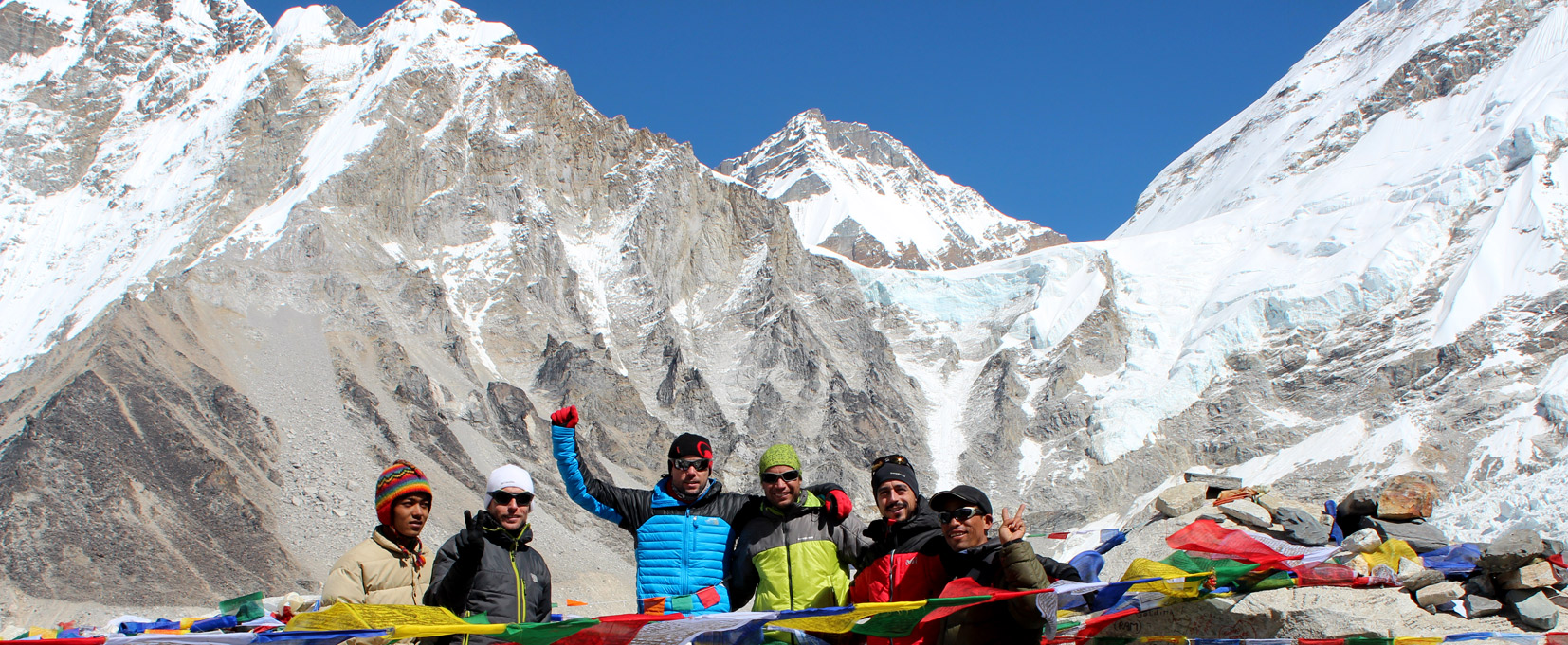 Everest Base Camp Trek (5365m.)