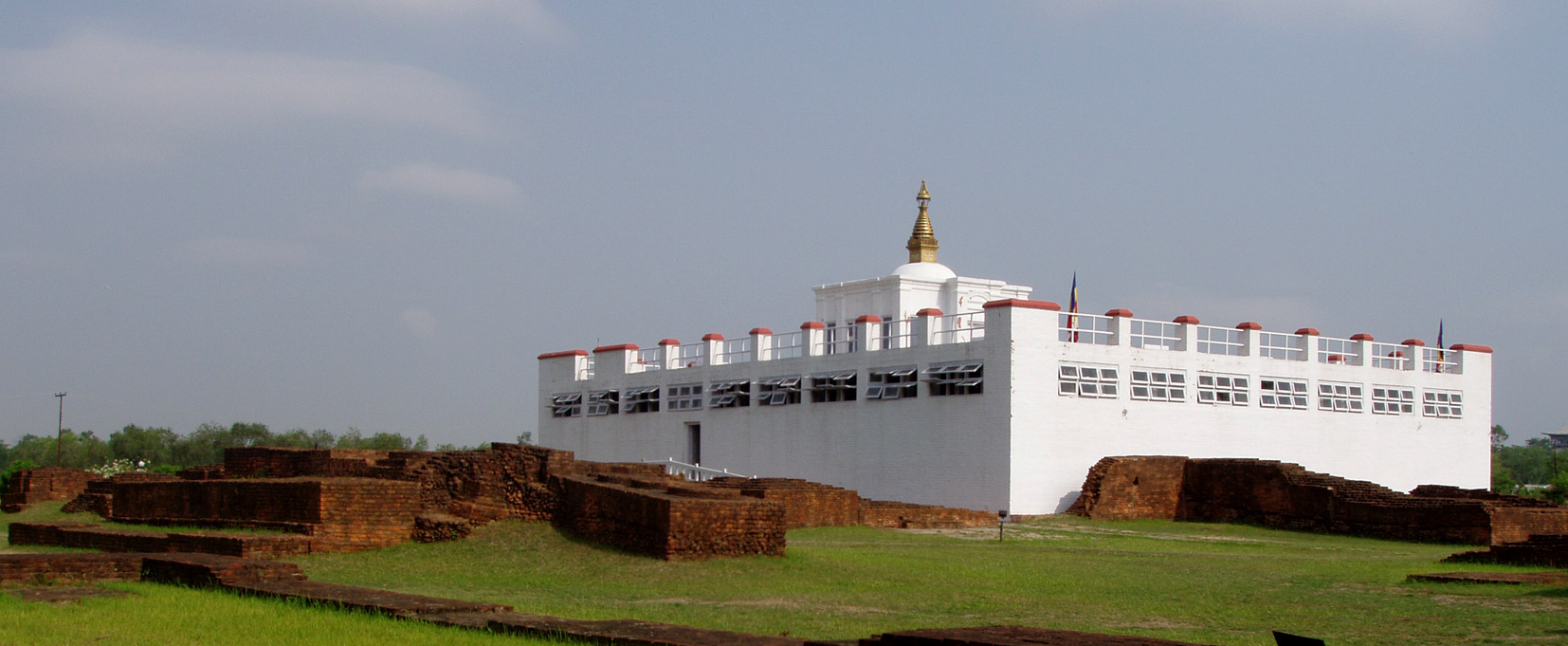 The Birthplace of the Lord Buddha