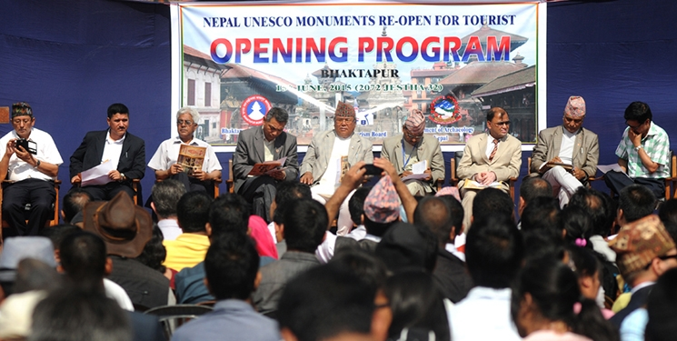Nepal All Set to Open World Heritage Sites