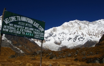 Annapurna Base Camp Trek Fixed Departures