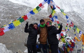 Budget Everest Base Camp Trek in Bad & Breakfast