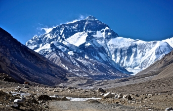 Everest Base Camp Trekking from Tibet