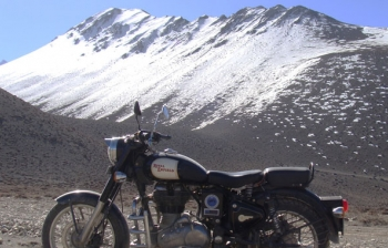 Royal Enfield Upper Mustang Tour